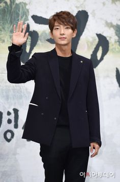 "Lee Joon Gi - ""Moon Lovers"" Press Conference"