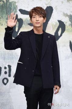 "Lee Joon Gi - ""Moon Lovers"" Press Conference"