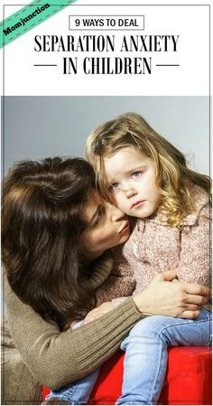 As a parent, you may have gone through stages of separation anxiety in your little one. Read here 9 simple ways to deal with separation anxiety in children. How To Treat Anxiety, Deal With Anxiety, Anxiety Help, Social Anxiety, Anxiety Humor, Health Anxiety, Early Education, Health, Climate Change