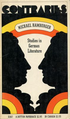 book cover design by barry zaid, 1970