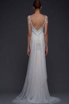 Fall 2015 Wedding Dresses - Best Wedding Gowns At Bridal Fashion Week