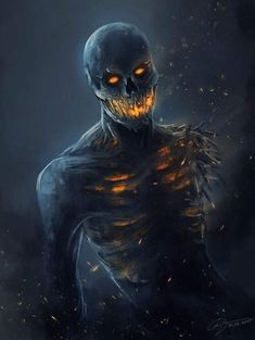 As the night watches, monsters roam and love dies bleeding in the dark, a sacrifice to hope. The dawn is too long away and there is no rescue. Fantasy Monster, Monster Art, Arte Horror, Horror Art, Dark Fantasy Art, Fantasy Artwork, Fantasy Character Design, Character Art, Thanos Avengers