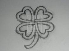Celtic+Knot+Four+Leaf+Clover | Celtic Clover by lucivarsfiera