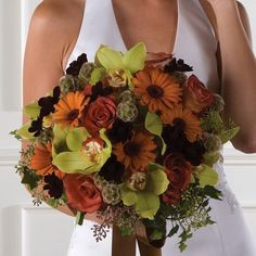 great for autumn weddings