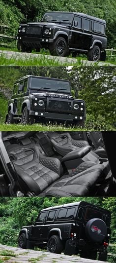 2015 Land Rover Defender by Kahn Design.