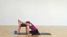 This short sequence is designed to help ease your nausea. Morning sickness can be a 24-hour nightmare (it was for me). This practice will help alleviate your discomfort and remind you that its all worth it in the end. Feel better mama!