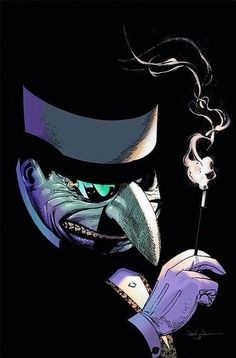 The Penguin by Jason Pearson