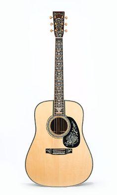 Martin D-100 Deluxe | CF Martin & Co.  La guitarra mas cara del mundo