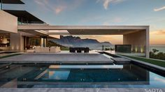 """How amazing is this! This stunning residence by SAOTA in South Africa is simply incredible!! @_saota #homedesign #lifestyle #style #designporn #interiors…"""