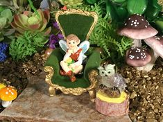 """Tommy Tinker The Tinker Fairy Visits The King and Queen. www.teeliesfairygarden.com . . . Find out in the book """"Tommy Tinker And The Lost Candy Factory"""" why he was invited to the Royal Castle by King Henry and Queen Olivia. #tommytinker"""