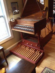 Pedal Harpsichord