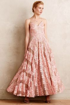 Cherry Blossom Gown - #anthrofave