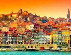 Portugal tem vários cantos e recantos a conhecer. A cidade do Porto, no Norte de Portugal, é sem dúvida um lugar que merece destaque por todas as suas características e segredos mais bem guardados da Visit Portugal, Spain And Portugal, Oh The Places You'll Go, Places To Visit, City Break, Travel Inspiration, Travel Destinations, Travel Europe, Around The Worlds