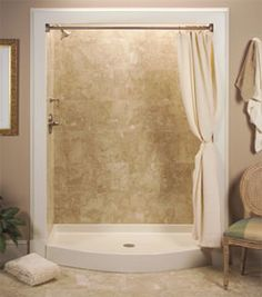 1000 Images About Shower Ideas On Pinterest Glass Block