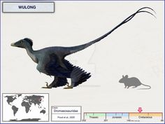 Wulong by cisiopurple on DeviantArt Prehistoric Dinosaurs, Prehistoric Creatures, Creature Concept Art, Creature Design, Shadow Dragon, Jurassic Park World, Extinct Animals, Dinosaur Art, World Images