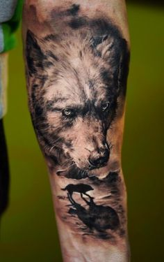 .tattoo tatuaje super realistic