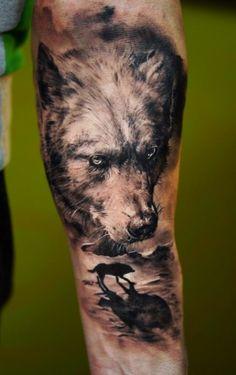 .tattoo tatuaje super realistic