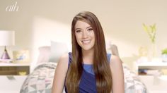 How to Straighten Your Hair Perfectly by Blair Fowler - All Things Hair