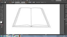 final design scanned comic book
