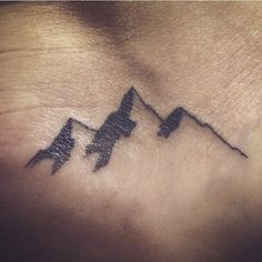 Mountain tattoo More