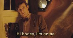 dr who 11th doctor gif - Google Search