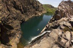 Barramundi Gorge - Kakadu National Park, Northern Territory http://www.lokshatours.com/day-tours/top-end-darwinkatherine-tours