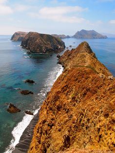 Channel Islands: North America's Galapagos -  California's eight Channel Islands are one of our planet's richest marine biosphere reserves. - Credit: Jesse Lewis.