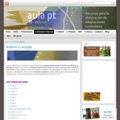 Material elaborado por Alberto Abarca Fillat del EOEP Hoya-Monegros  (Huesca). Se trata de un a serie de 105 power-points interactivos para trabajar especialmente el área de lenguaje.  'http://www.aulapt.org/educacion-especial/a-l/' snapped on Snapito!