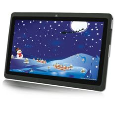 Great X'mas gift for You 7 Inch Android 4.2 Jelly Bean Touch Tablet PC A13 Cortex-A8 WiFi AINOL NOVO