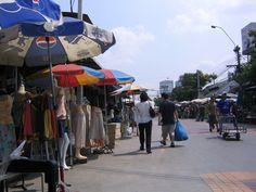 チャトゥチャック市場
