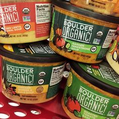 When keeping up with your fresh and healthy resolutions is cutting into your cooking time grab a tub of @boulderorganic soup! Just heat and eat for a great way to eat healthier and more organic in 2016. Find these delicious organic gluten-free and non-GMO soups in the deli refrigerator near you! #targetdoesitagain #sp #boulderorganic by targetdoesitagain
