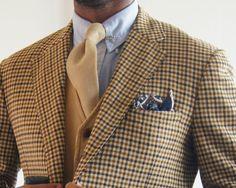 thetweedlifestyle:  Tweed Jacket