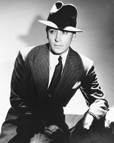 George Raft (born George Ranft; September 26, 1895 – November 24, 1980) was an American film actor.