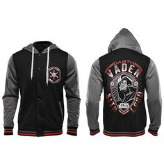 Star Wars Sith Letterman Jacket ,I need this!!!!!!