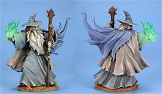 Ancient Male Mage - Easley Masterworks (x1 fig) $7.99