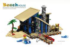 LEGO Ideas - Beach House
