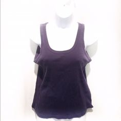 Navy Tank Top Used | Good Condition | Slight Normal Fading | Sleeveless | Navy Color | Oval Neckline | 100% Cotton |🚫 Trades | Feel Free to Ask Questions 🙋| More 📷 Upon Request | Bundles & Offers are Welcomed ❤️| Old Navy Tops Tank Tops
