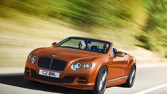 Bentley Continental GT Speed 2015 (Foto: Divulgação)