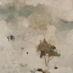 landscape10,  160 x 160 cm.