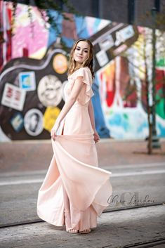 Simply stunning Ariel! I knew this dress would be amazing on Ariel when she sent me photos before our shoot...and it did not disappoint! chris landau photography / downtown memphis senior shoot / street art memphis / collierville senior photographer / senior girl pose dress / twirling dress / memphis photographer Senior Girl Poses, Senior Girls, Senior Photos, Senior Portraits, Downtown Memphis, Graduation Photos, Ariel, Portrait Photographers, My Photos