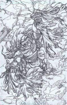 Dr.Doom by emilcabaltierra.deviantart.com on @deviantART