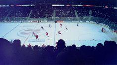 Calgary Saddledome, Alberta, home of the Calgary Flames Calgary, Places, Lugares