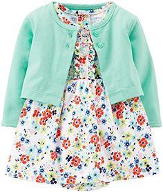 Carter's 2 Piece Print Dress Set (Baby) - Floral-12 Months Carter's http://www.amazon.com/dp/B00R3ED1FM/ref=cm_sw_r_pi_dp_6gzSvb15NC1F5