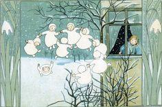 Sibylle Von Olfers, snow children