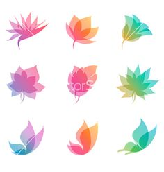 Illustration about Pastel nature. Vector elements for design. Illustration of illustration, floral, green - 13991556 Web Design, Vector Design, Icon Design, Vector Art, Logo Fleur, Nature Vector, Pastel, Free Illustrations, Logo Design Inspiration