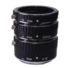 PHOTTIX tubes-allonge macro AF 12/20/36 monture Nikon  114,90 €