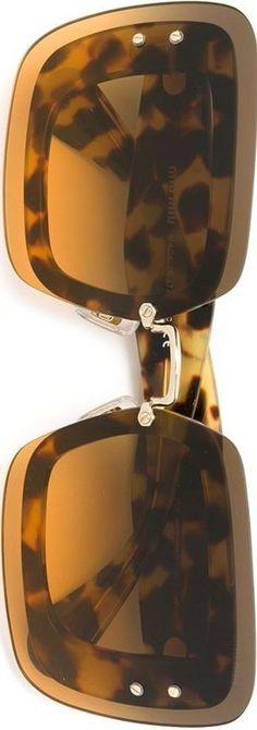 cheap jimmy choo sunglasses 3jlz  MIU MIU EYEWEAR 'Reveal' sunglasses