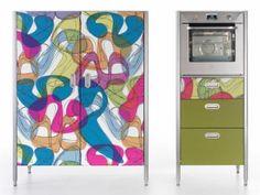 alpes: integrated appliance kitchen elements - designboom | architecture & design magazine