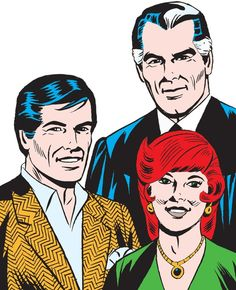 "The comic strip ""Judge Parker"" chronicles the lives - in and out of the courtroom - of Judge Alan Parker, Sam Driver and Abbey Spencer. Iconic Characters, Comic Book Characters, Comic Books, Fictional Characters, Judge Parker Comic, Funny Toons, Alan Parker, Comics Kingdom, Old Newspaper"