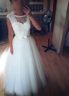 Kup mój przedmiot na #vintedpl http://www.vinted.pl/damska-odziez/suknie-slubne/21106965-suknia-slubna-lilly-princessa-tiulowa